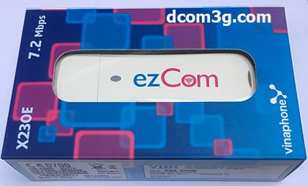 usb dcom 3g vinaphone x230e giá rẻ