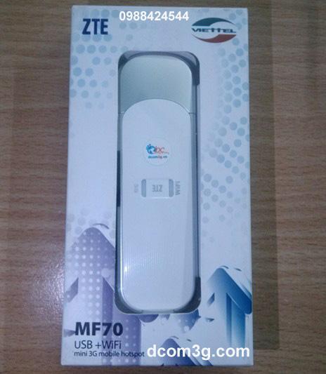 USB 3G Viettel Hotspot WiFi MF70 21.6Mbps